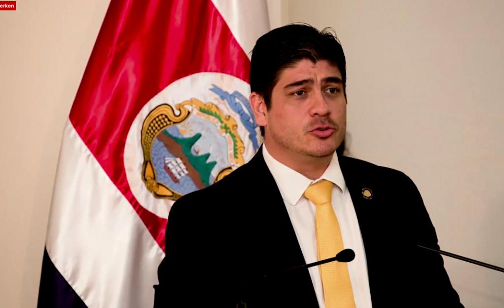 Politiker der Partido Acción Ciudadana