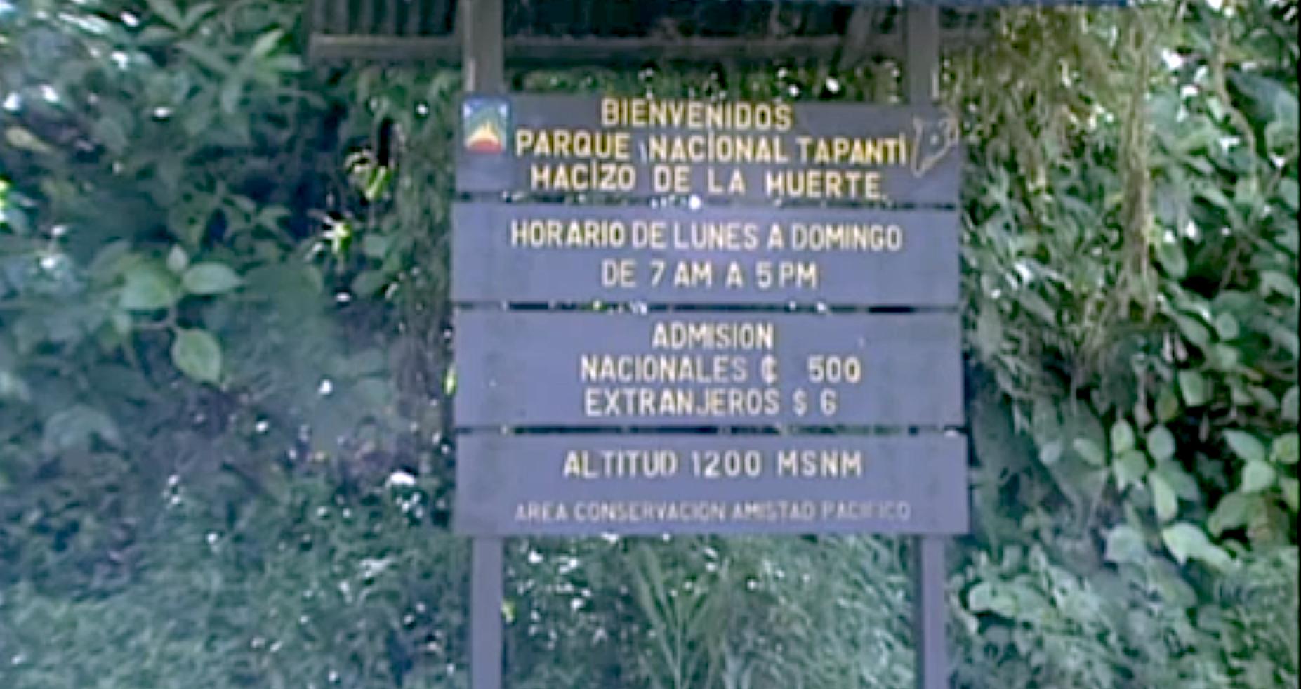 nacionalpark costarica