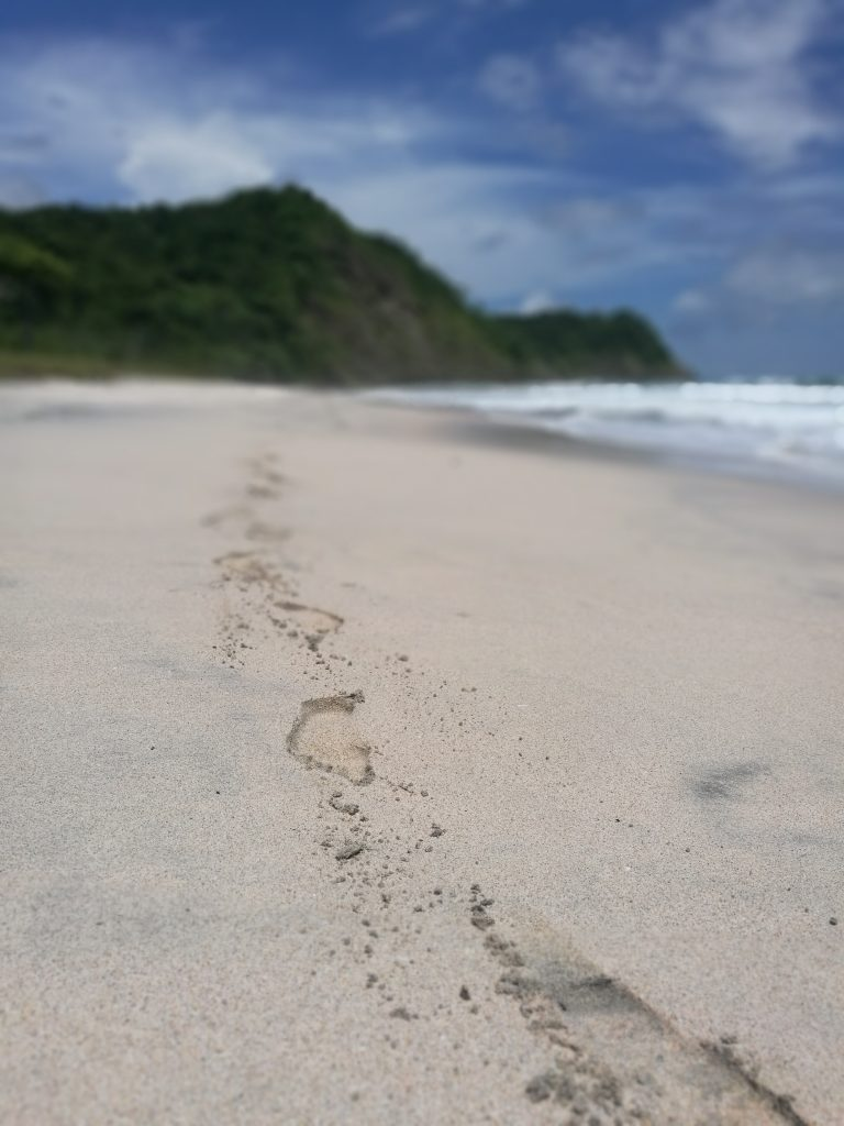 Playa Barrigona in Guanacaste, Costa Rica