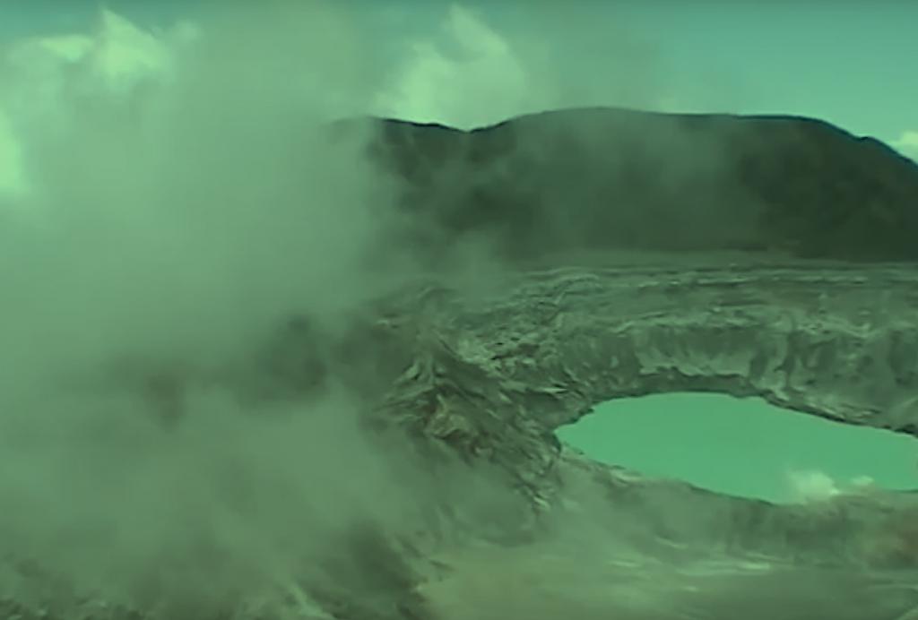 Poas Vulkan San Jose